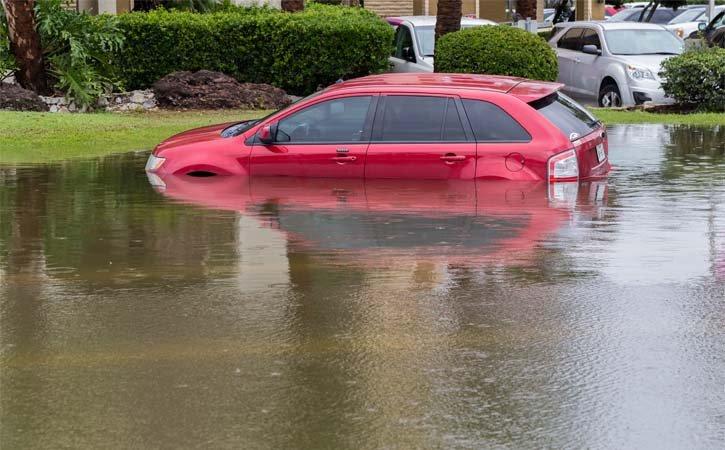 zaplavy auto poistenie