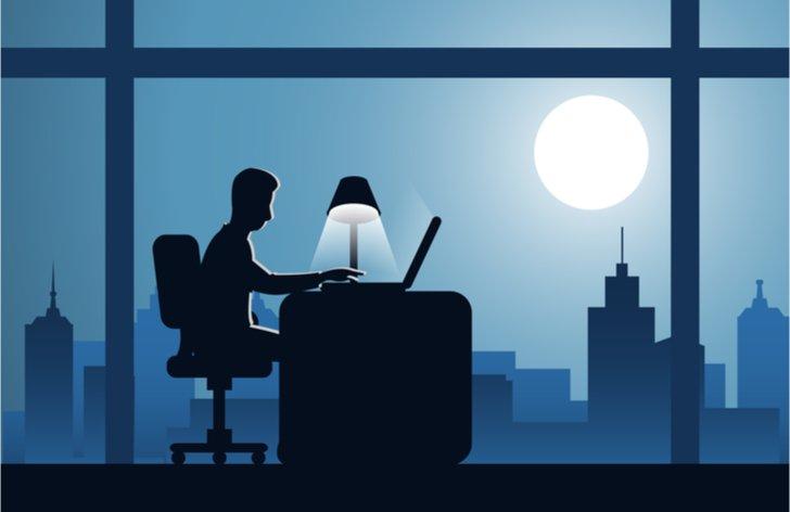 práca v noci a cez sviatok príplatok