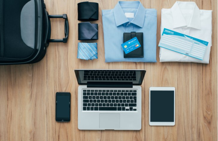 4 veci, ktoré by ste mali vedieť o pracovnej ceste