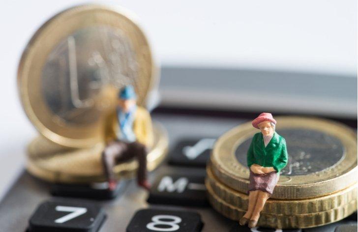 Předčasný důchod, jak se daní příjmy