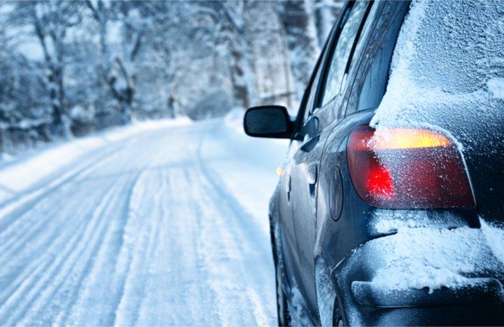 Zamrzání paliva v autě