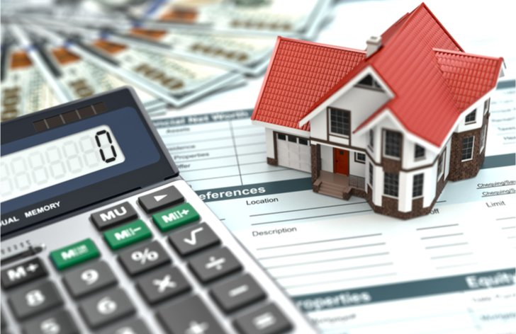 Hypotéka a kalkulačka