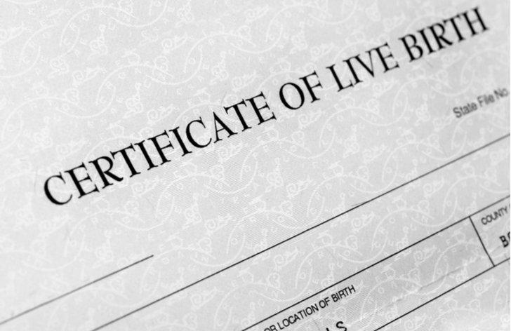 Doba vystavení rodného listu dítěte - kdy vyzvednout