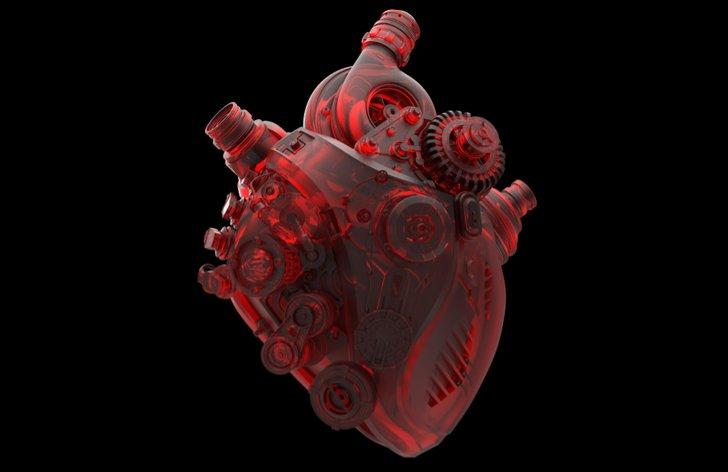 Srdce a motor