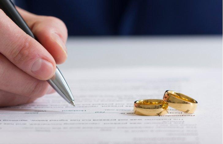 Deleni majetku po rozdvode