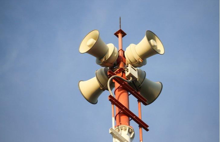 Co dělat, když zazní siréna - délka, druhy signálů