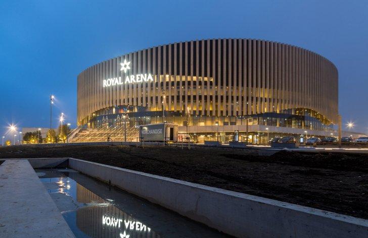 Royal Aréna v Kodani