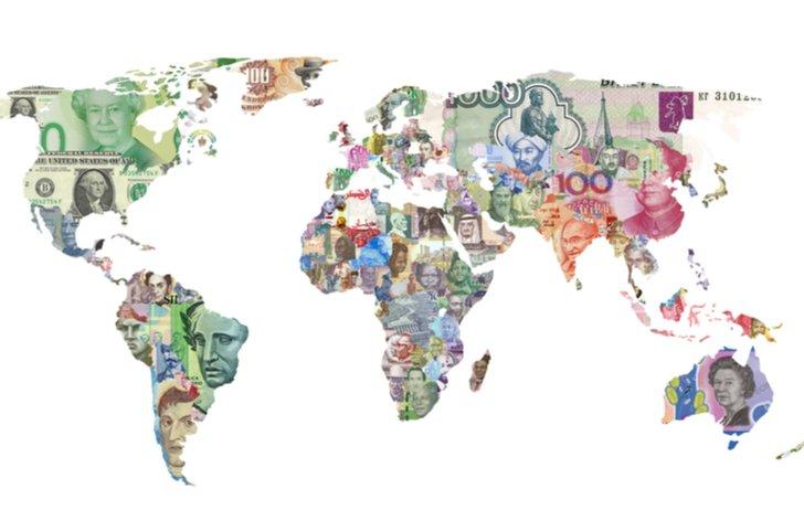 Jak se liší čistá mzda ve světě?