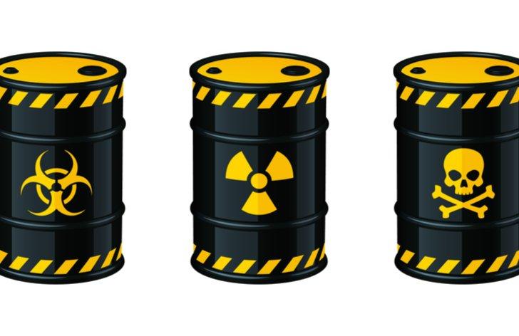 Jak vznikají ložiska uranu – skladování v úložišti
