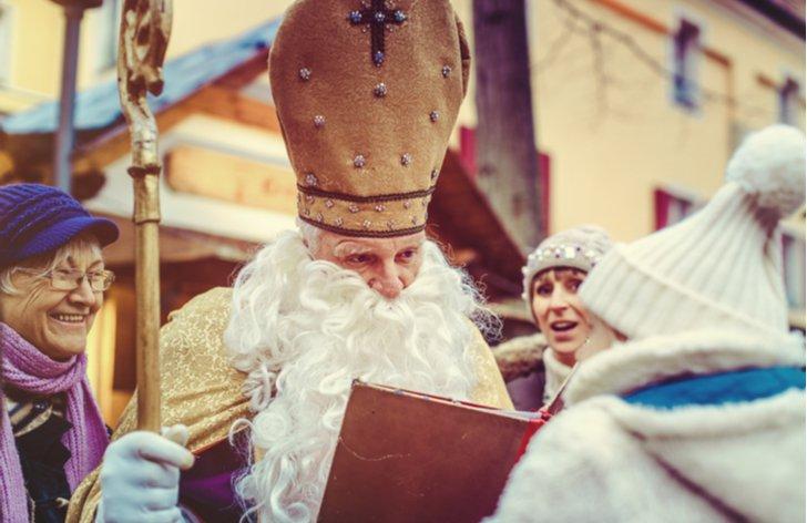 Svatý Mikuláš bude chodit ve čtvrtek 5. prosince