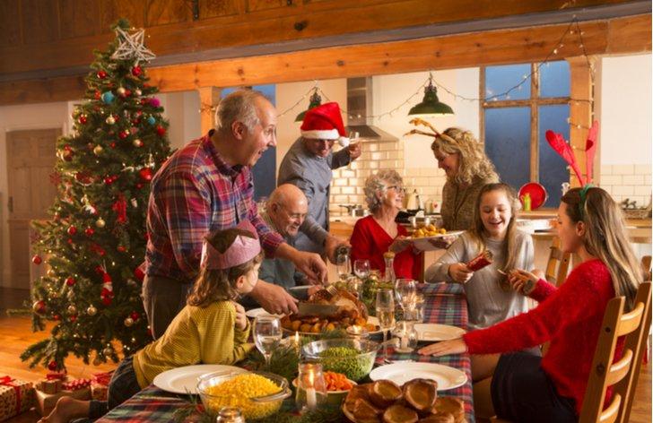 ako prebiehajú tradičné vianoce na slovensku?