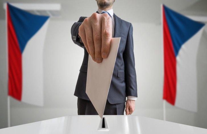 Volební účast v ČR