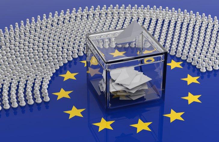Jak volit v eurovolbách ze zahraničí