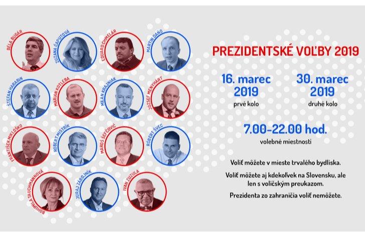 a7526e025a Zoznam kandidátov v prezidentských voľbách 2019 (+ popis)