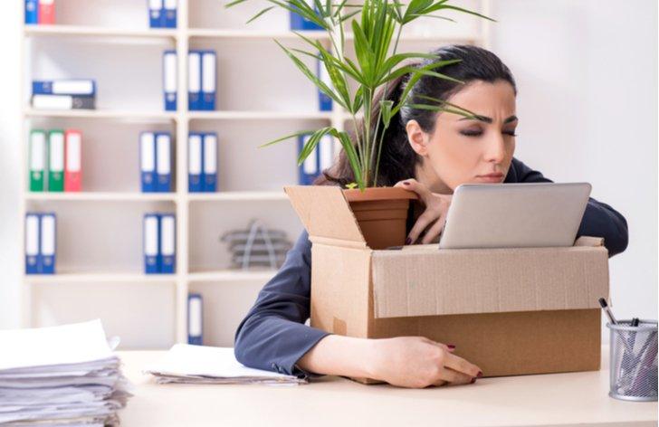 Okamžitá výpověď zrušení pracovního poměru zaměstnancem