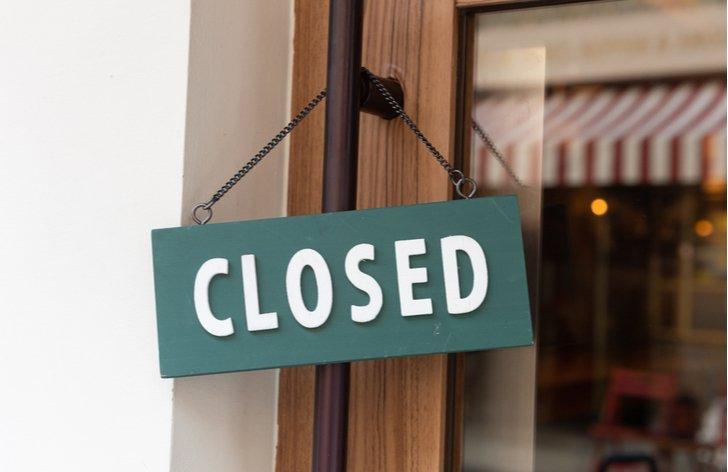 Zavřené obchody v neděli a o svátcích 2020