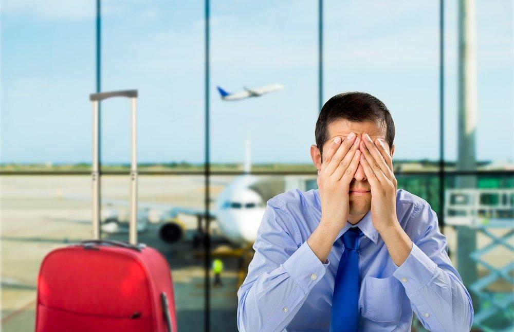 Co dělat, když zmeškáte let