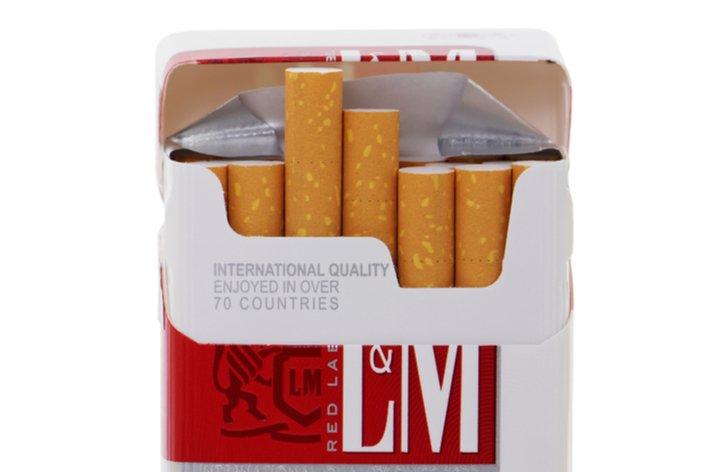 Cigarety L&M