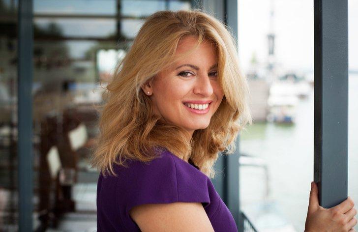 Zuzana Čaputová - prezidentka Slovenska