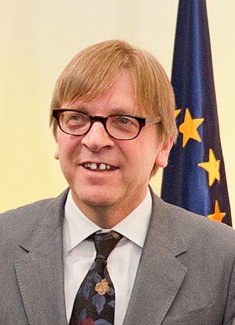 Spitzenkandidat Verhofstadt