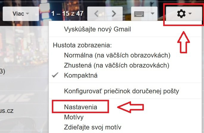 Ako odvolať odoslaný e-mail (Gmail)