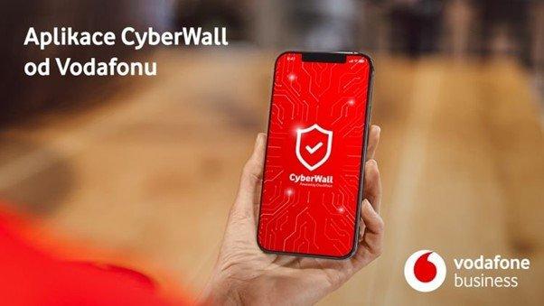 Aplikace CyberWall od Vodafonu
